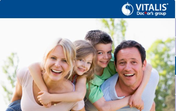 Vitalis Doctors Group poslovne strane